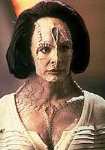 Natima Lang - Cardassian rebel formerly courted by Quark - Mary Crosby