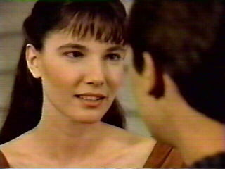 Salia - with Wesley Crusher - Jaime Hubbard