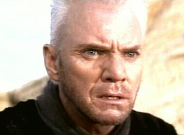 Dr. Tolian Soran - El-Aurian pulled from the Nexus. He was willing to destroy several species in order to return to the Nexus - Malcolm McDowell