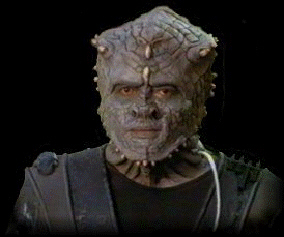 Omet'iklan - Jem'Hadar warrior who destroyed Iconian gate - Clarence Williams III
