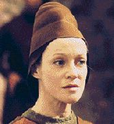Taleen - crew of Nyrian vessel who kidnapped the entire crew of Voyager - Nancy Youngblut