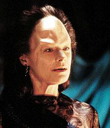 Onaya - Noncorporeal life-form inspired Jake Sisko to write the first draft of Anslem - Meg Foster