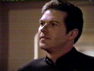 Commander Kieran MacDuff--Satarran operative who masqueraded as an officer of the Enterprise - Erich Anderson