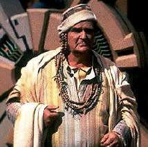 Colyus - Holographically recreated everyone in his village after the Jem'Hadar killed everyone but him - Kenneth Mars